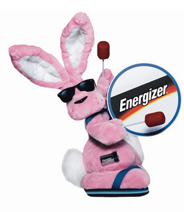 The Brain Power of Marketers - Energizer Bunny Edition ...