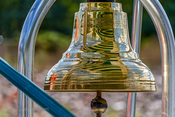 Bell on The Explorer