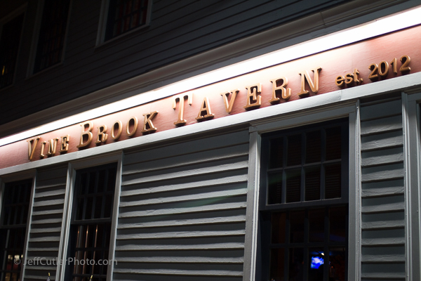Vine Brook Tavern in Lexington, MA