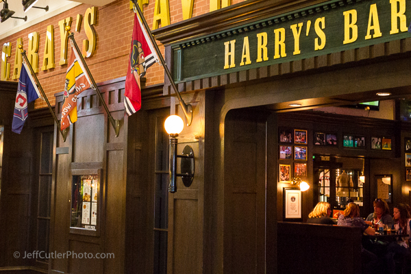 Harry Caray's Tavern in Chicago.