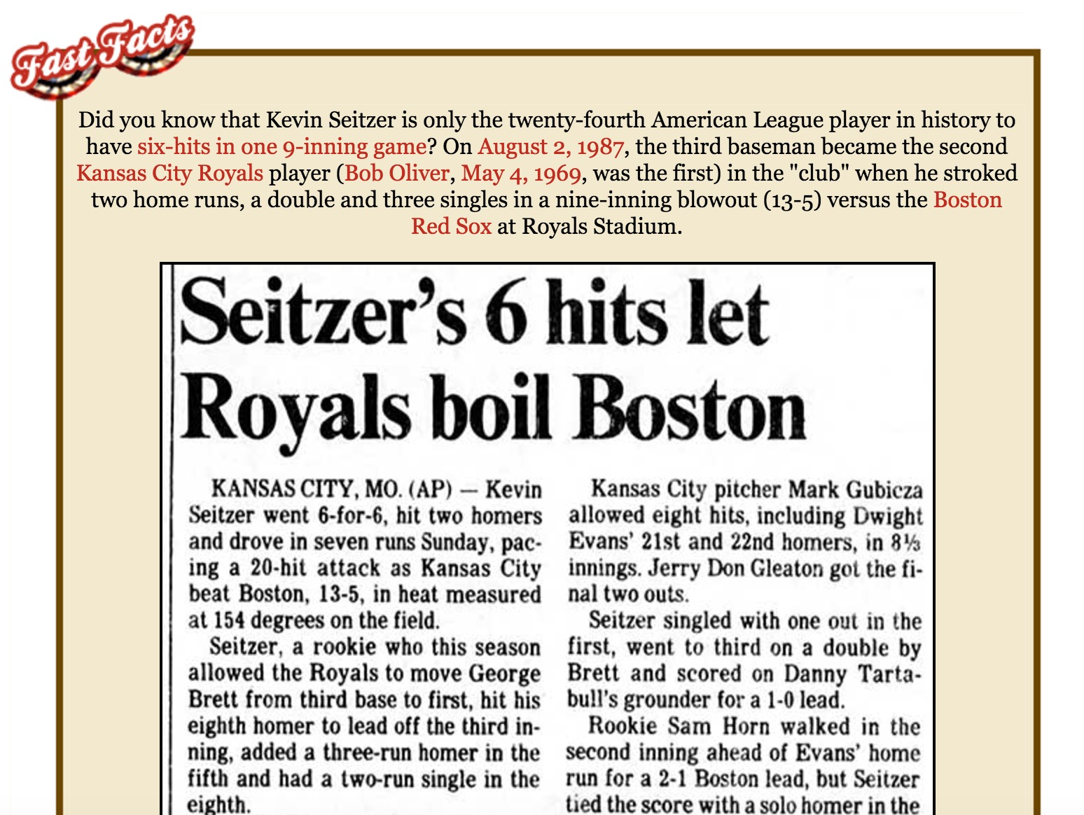 http://www.baseball-almanac.com/players/player.php?p=seitzke01 - See the whole story in the Baseball Almanac.